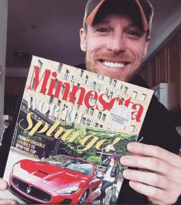 "KDPT wins ""Worth the Splurge"" from Minnesota Monthly Magazine"